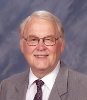 Photo of Rev. Dr. Ritchie